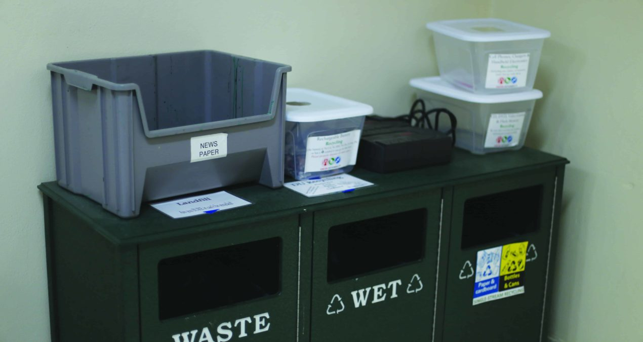 DU strives for environmentally conscious energy