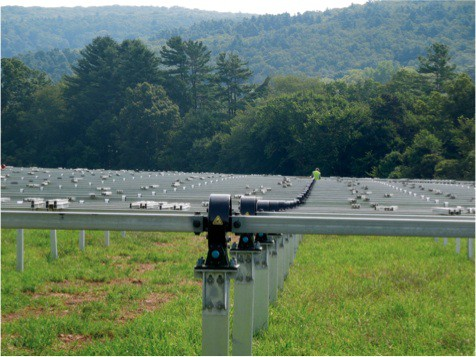 Denison's going green: Solar panels planned for spring 2015