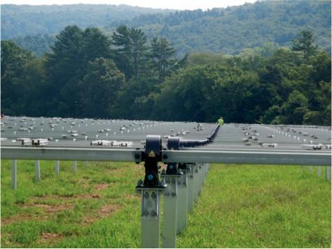 Denison's going green: Solar panels planned for spring 2015
