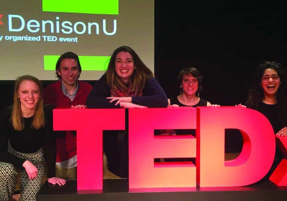 "TedXDenisonU presents ""Creative Destruction"""