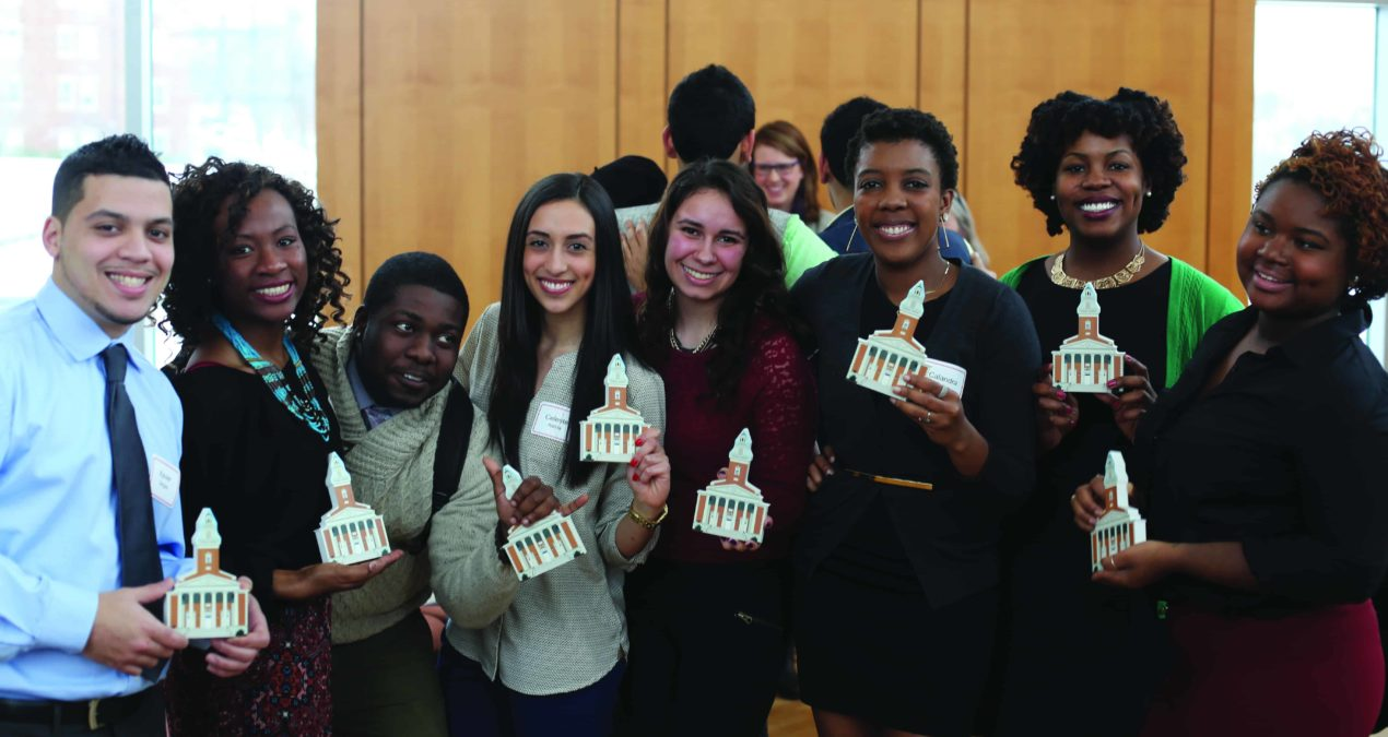 Seniors awarded for leadership on campus