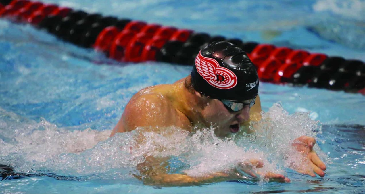 DU Swim and Dive finish second at nationals in Texas