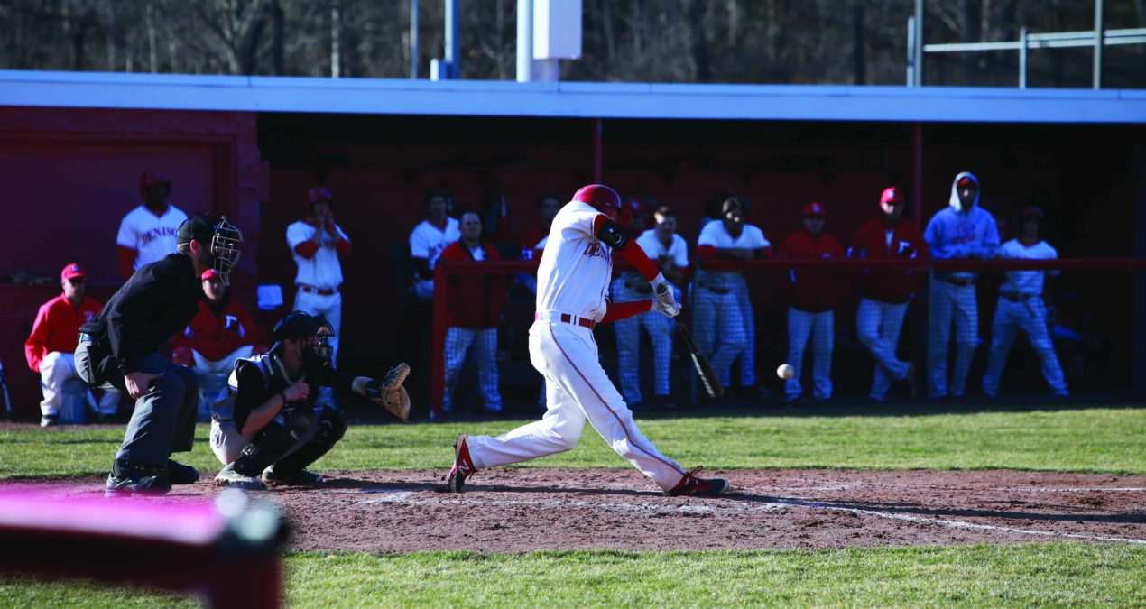 Big Red Baseball squad starts season in Florida