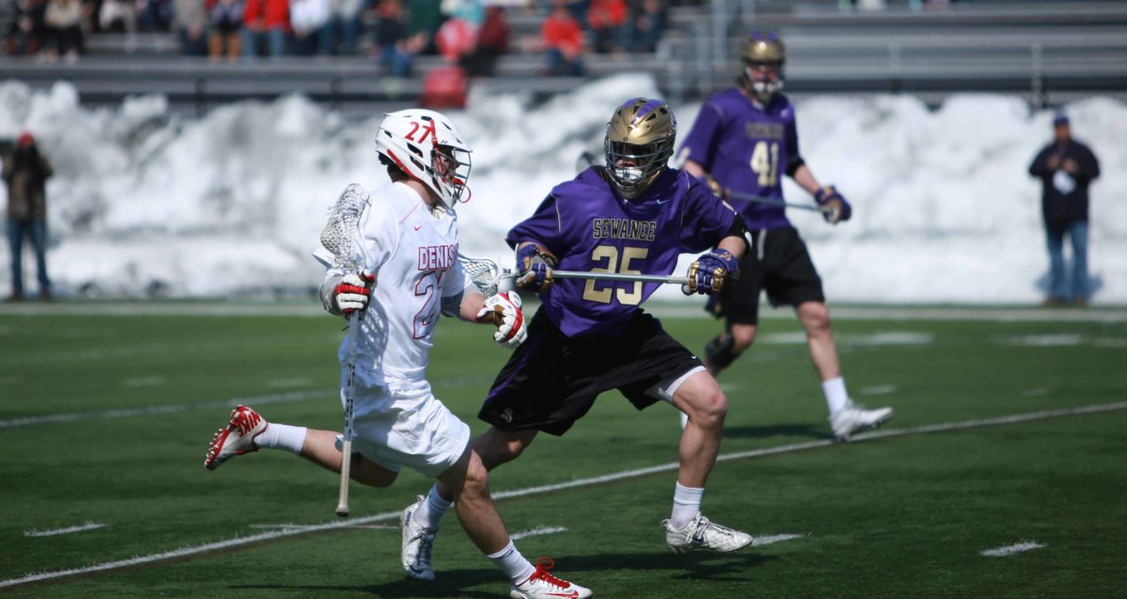 Men's lacrosse rebounds with a pair of victories