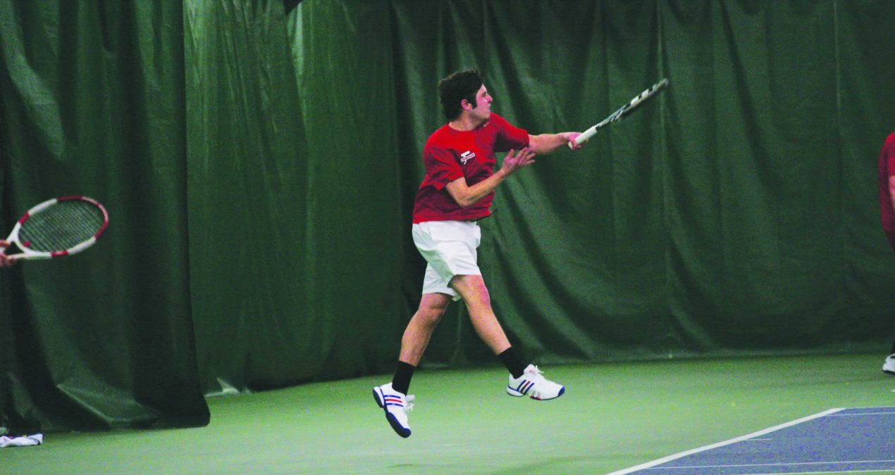 DU tennis edges regional opponent Kalamazoo