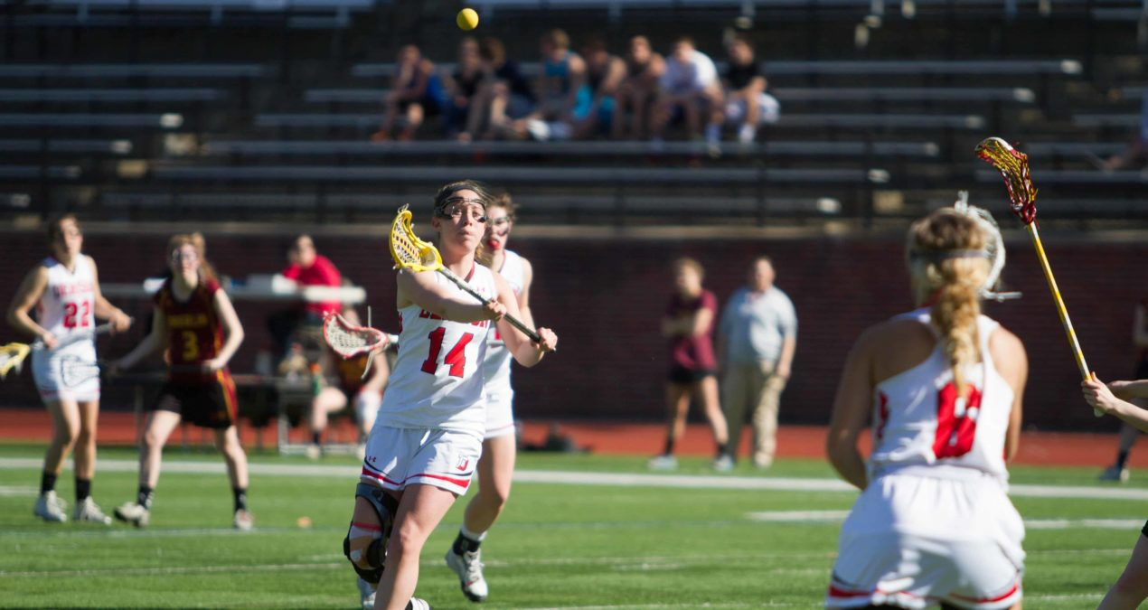 Women's lacrosse dominates in opening games