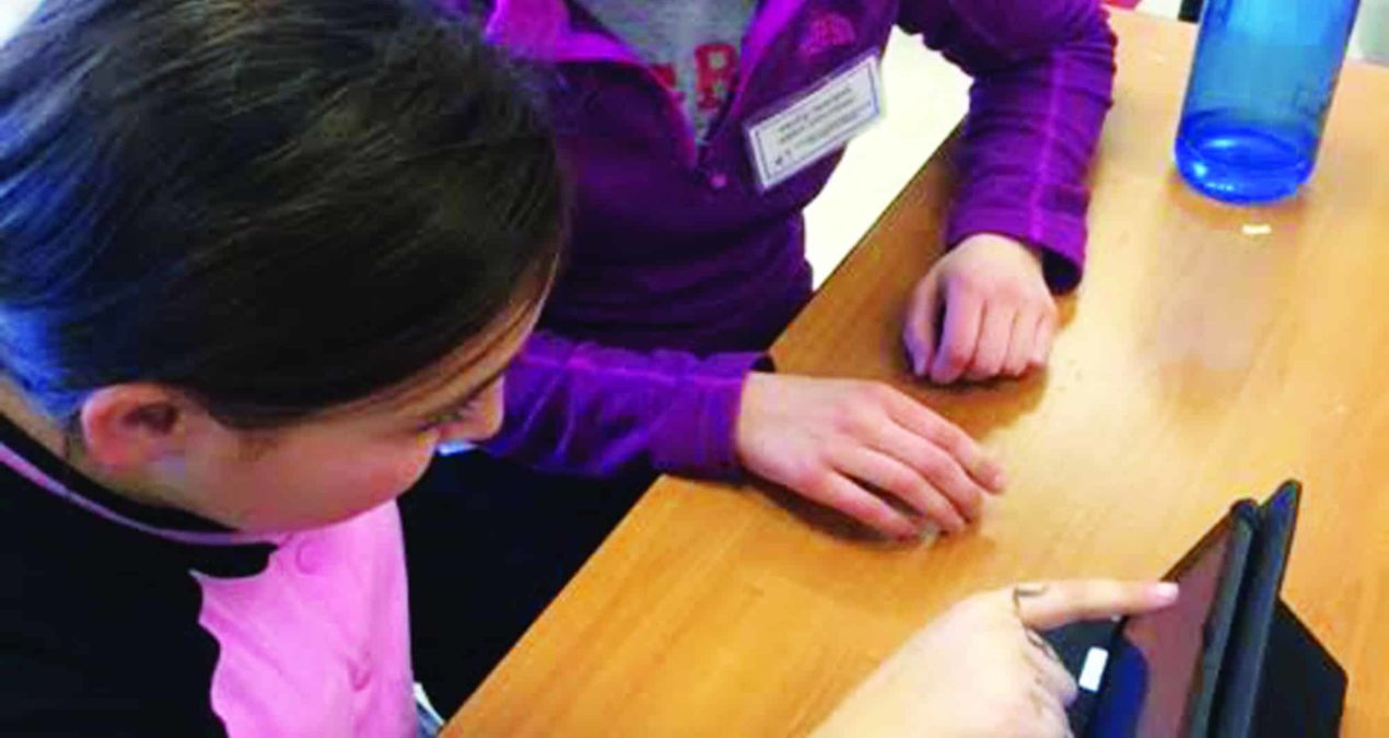 150 students build friendships at local schools
