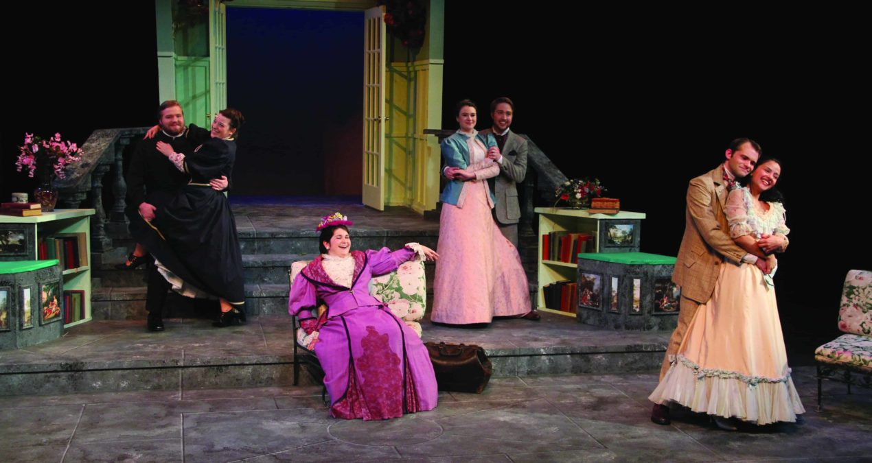 """""""Earnest"""" stars dazzle audience this past weekend"""