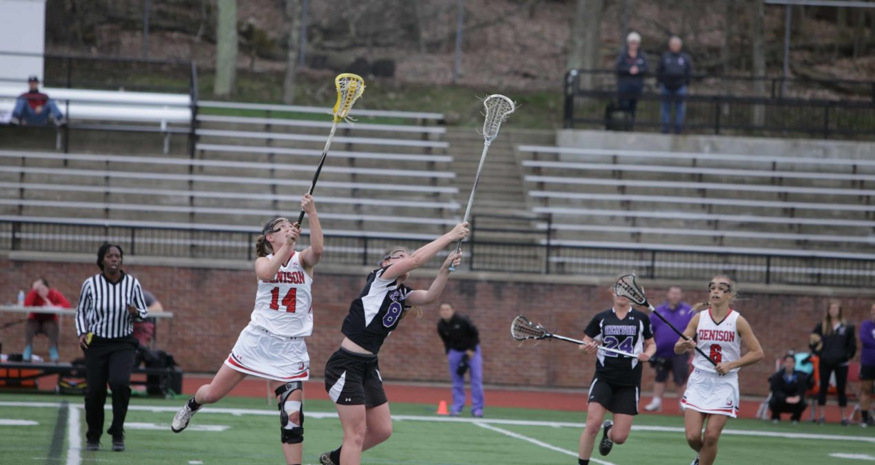 DU women's lacrosse defeats Hiram, will face Wooster in NCAC tournament