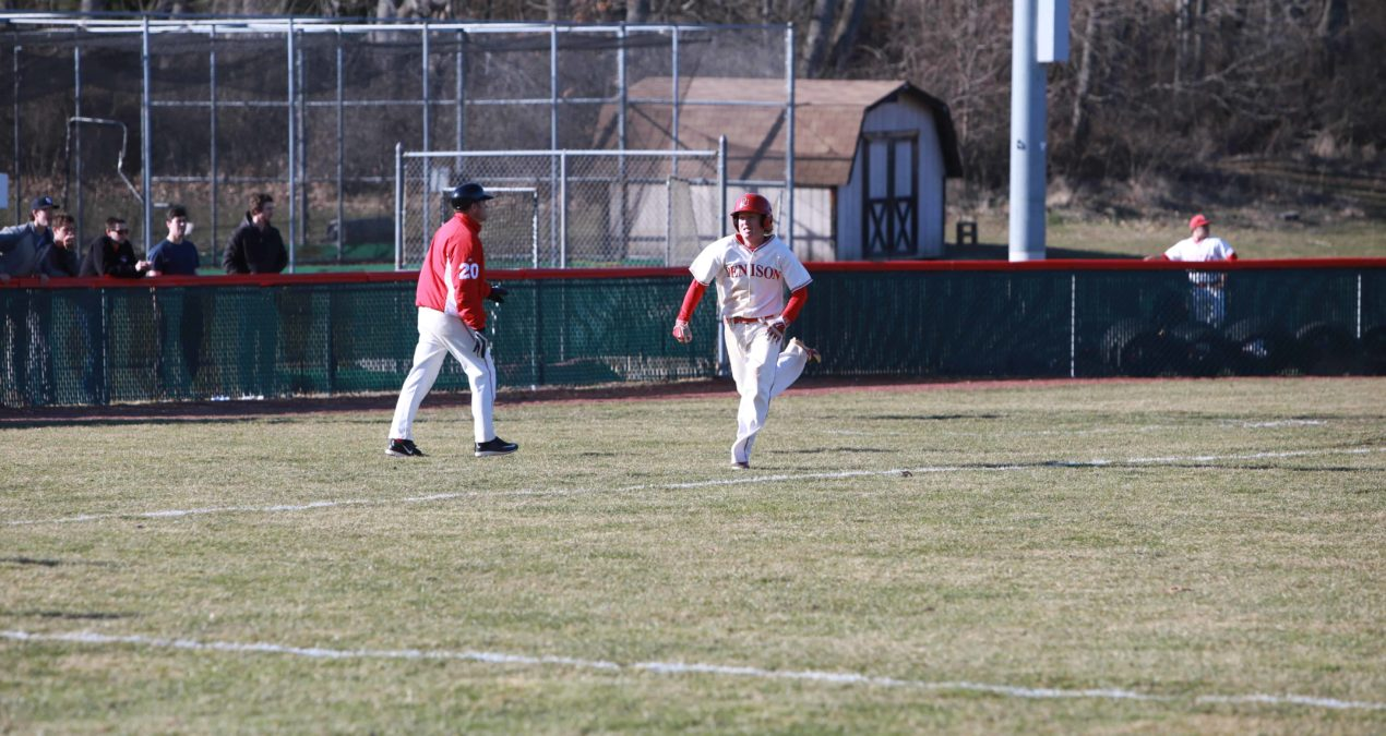 DU opens conference play, splits four game series with DePauw