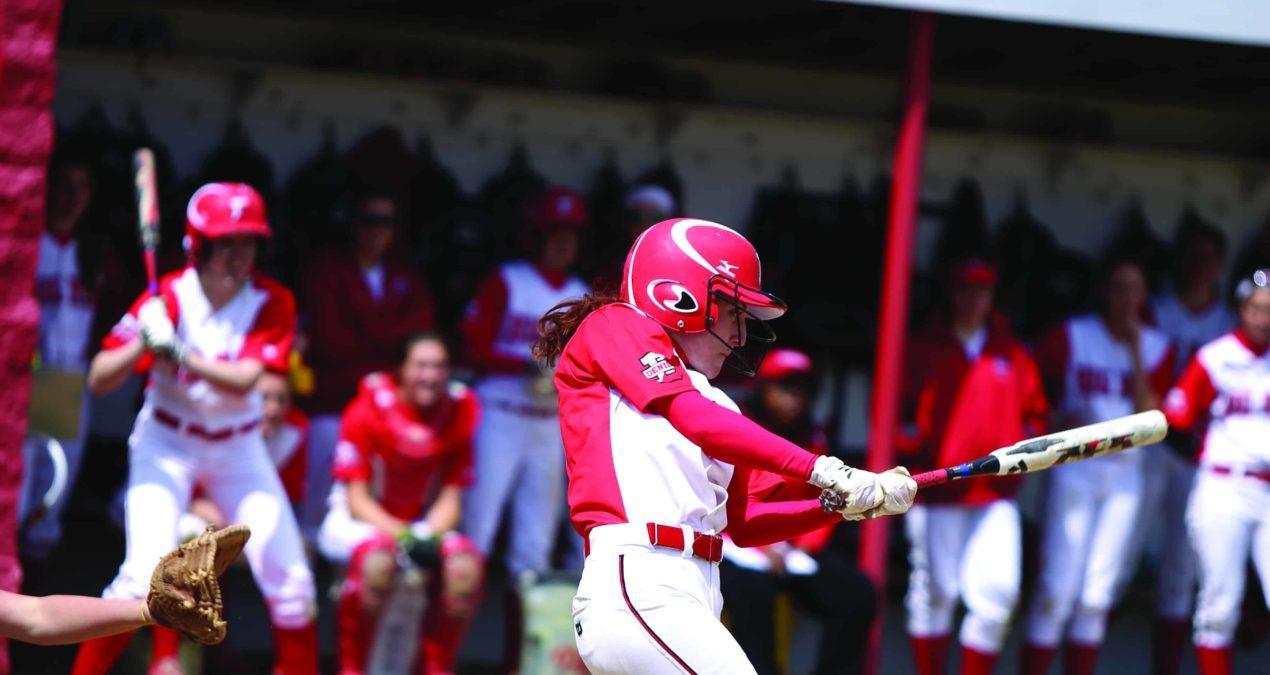 DU softball sweeps Allegheny