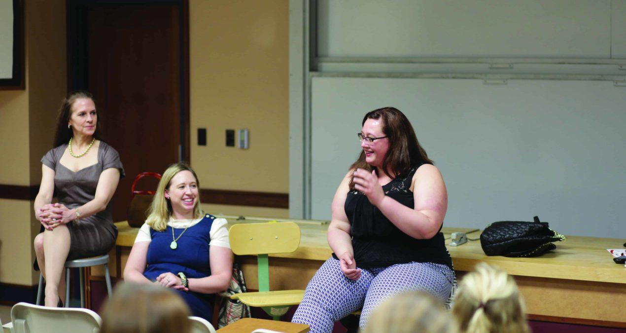 AAUW hosts panel for women in political scene