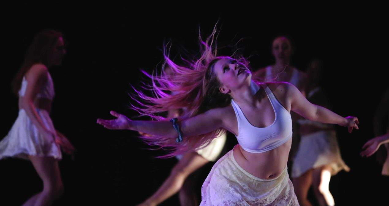 Africa Moves promotes cultural identity through dance