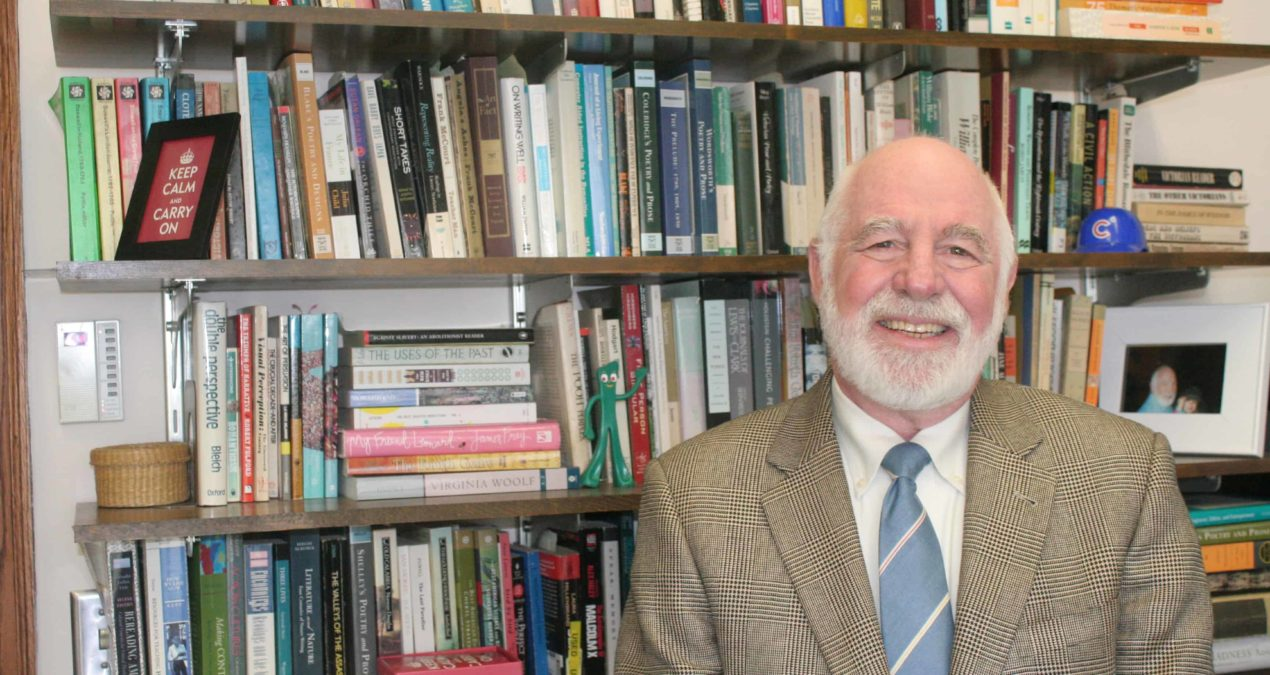 Professor retires after 36 years at Denison