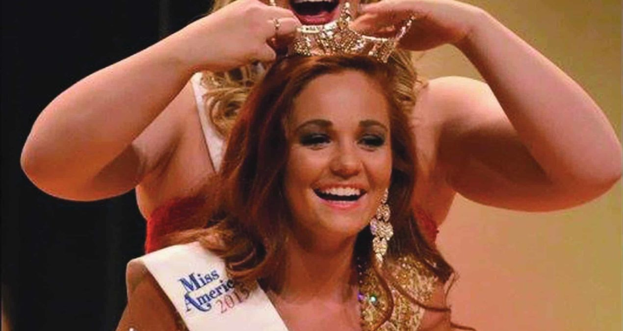 First year student will compete in Miss Ohio Pageant