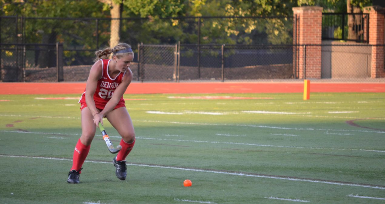 Field hockey drops opening matches of 2015 campaign