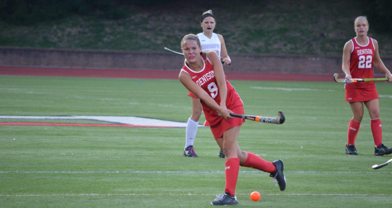 Field Hockey rebounds with two wins after slow start to season