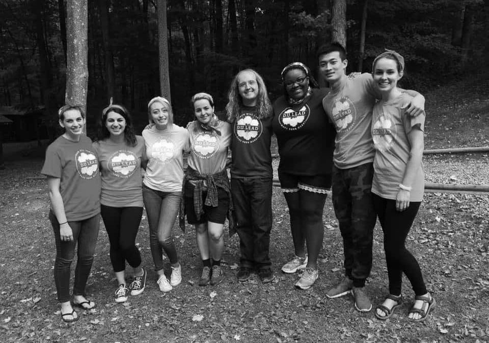 Students channel their inner leader at D.U. Lead this weekend