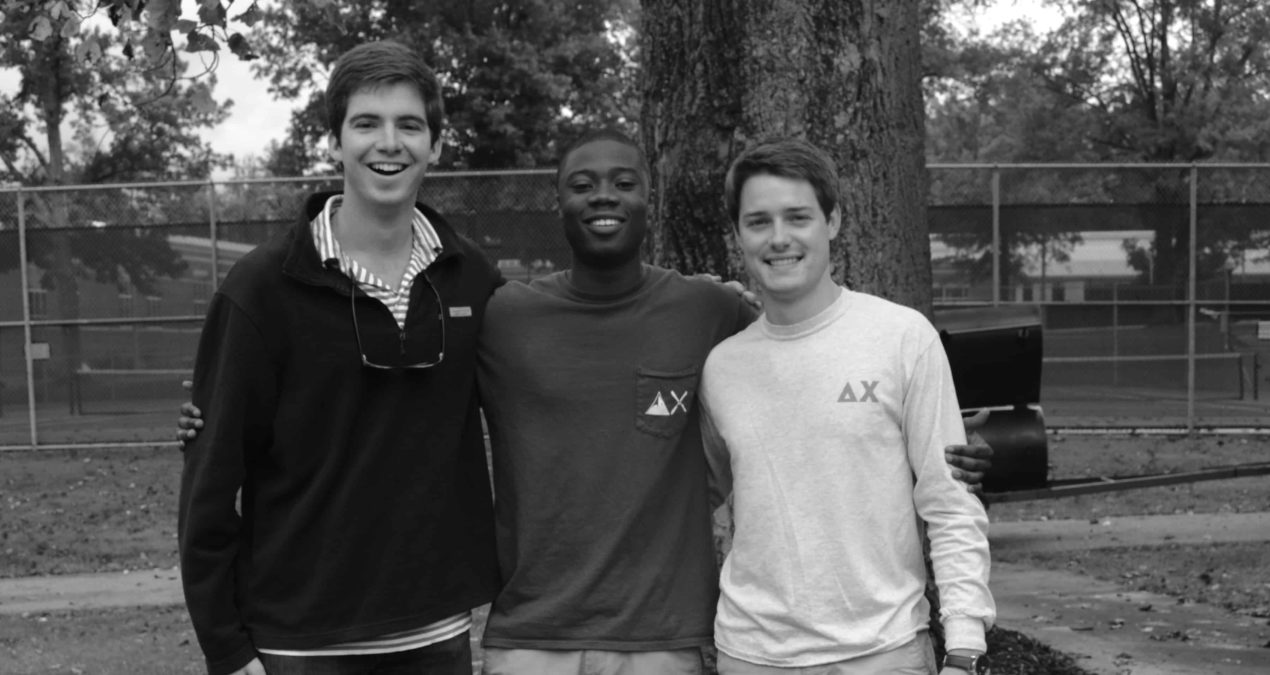 Delta Chi pig roast raises money for family of Wendell Jackson '17