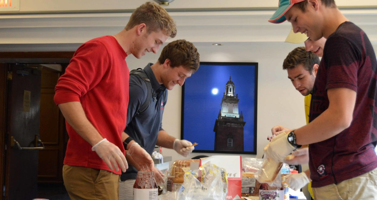 Homelessness and Hunger club hosts enriching events