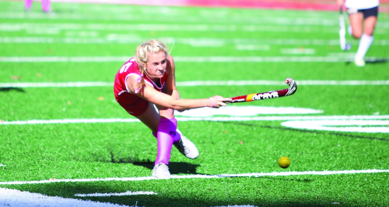 DU Field Hockey blow out Earlham, win in overtime against DePauw