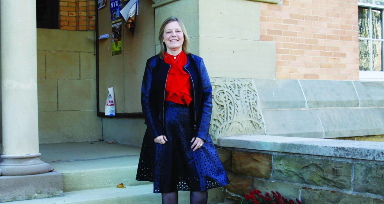 Faculty member experienced many changes while at Denison