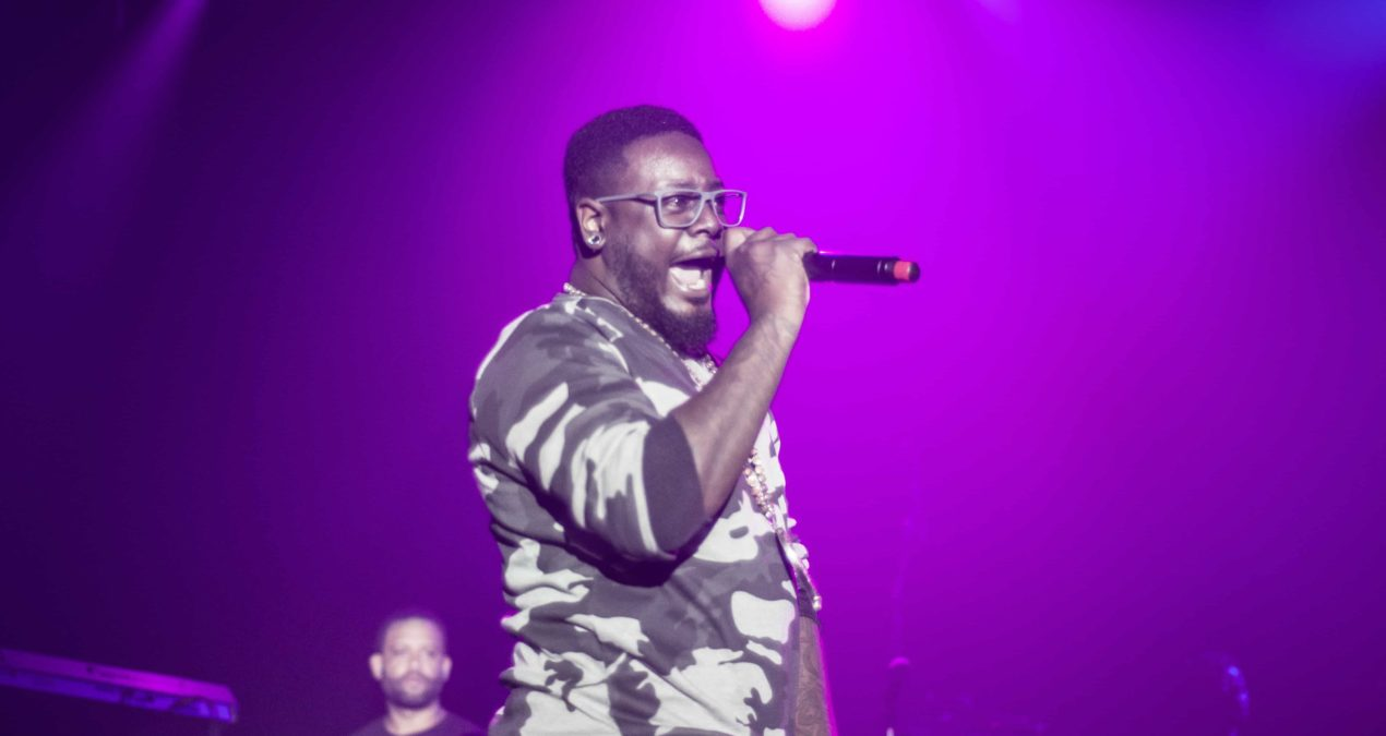 D-Day committee brings T-Pain and Grieves to annual event