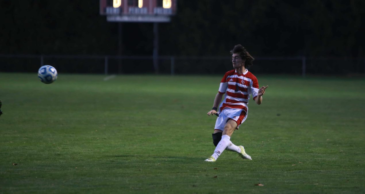 Men's soccer loses in OT, season comes to an end