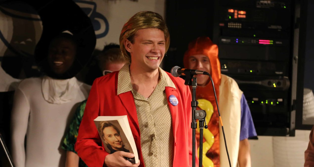 Hilltoppers Halloween concert adds flair with costumes