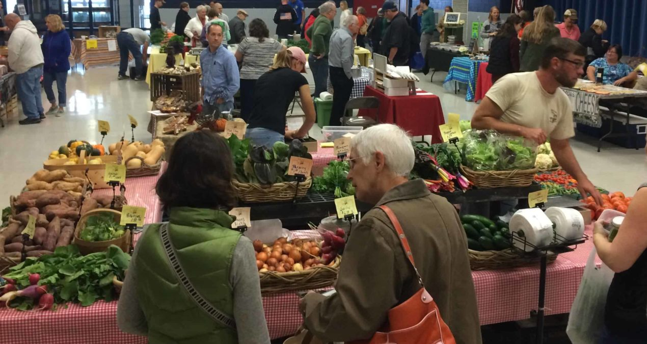 Granville Farmer's Market is not your average grocery store