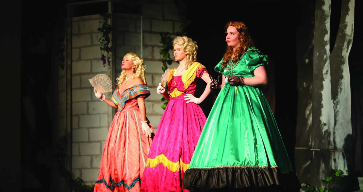 Into the Woods takes audience on a fairy tale adventure