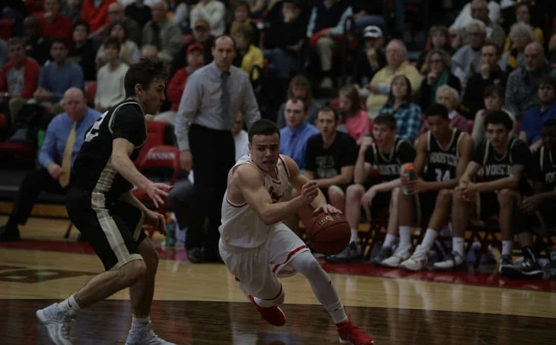 Wooster rallies late against Denison