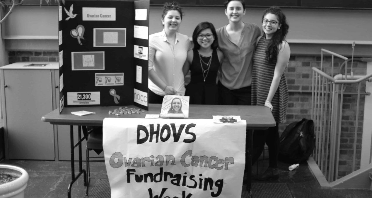 DHOVS organizes to raise ovarian cancer awareness