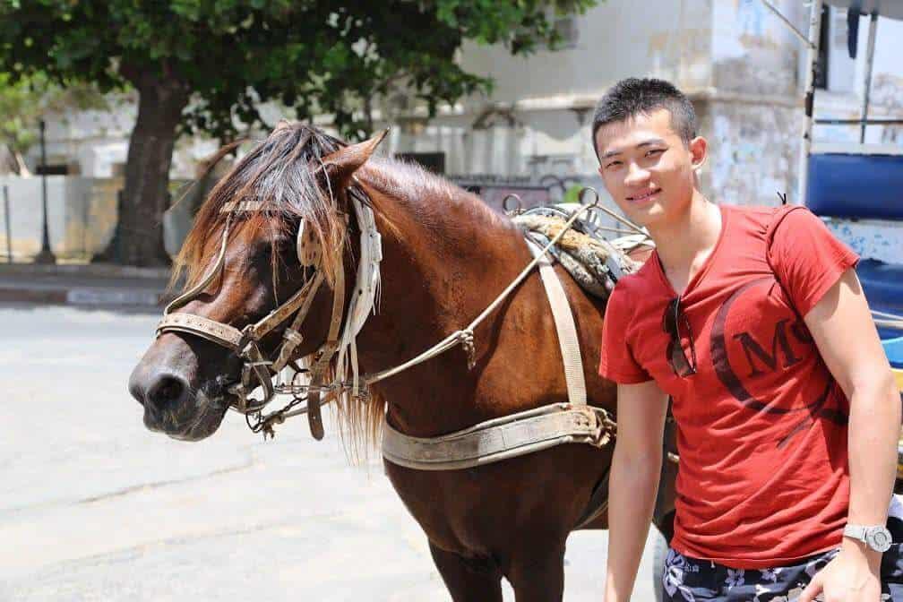 From Chengdu to Granville: student bridges cultural gap