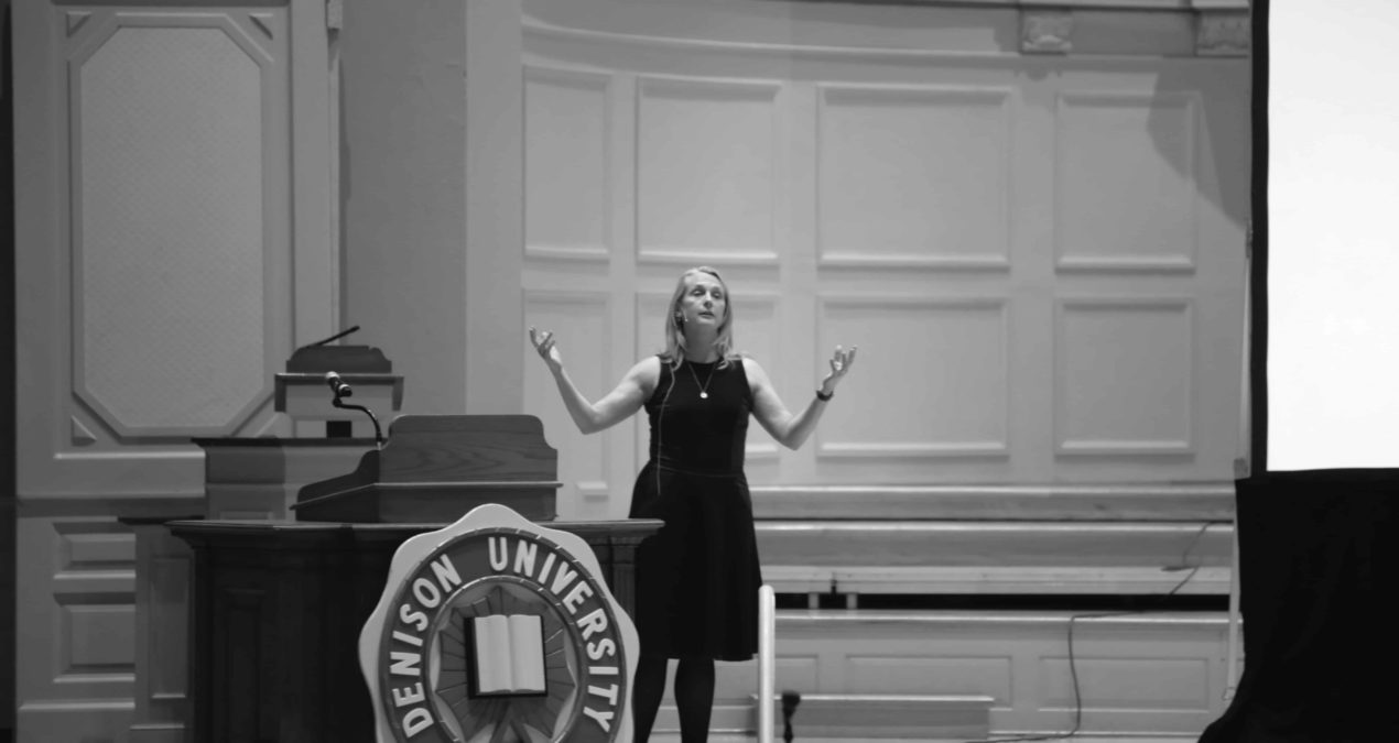 Famed non-fiction author Piper Kerman visits Denison
