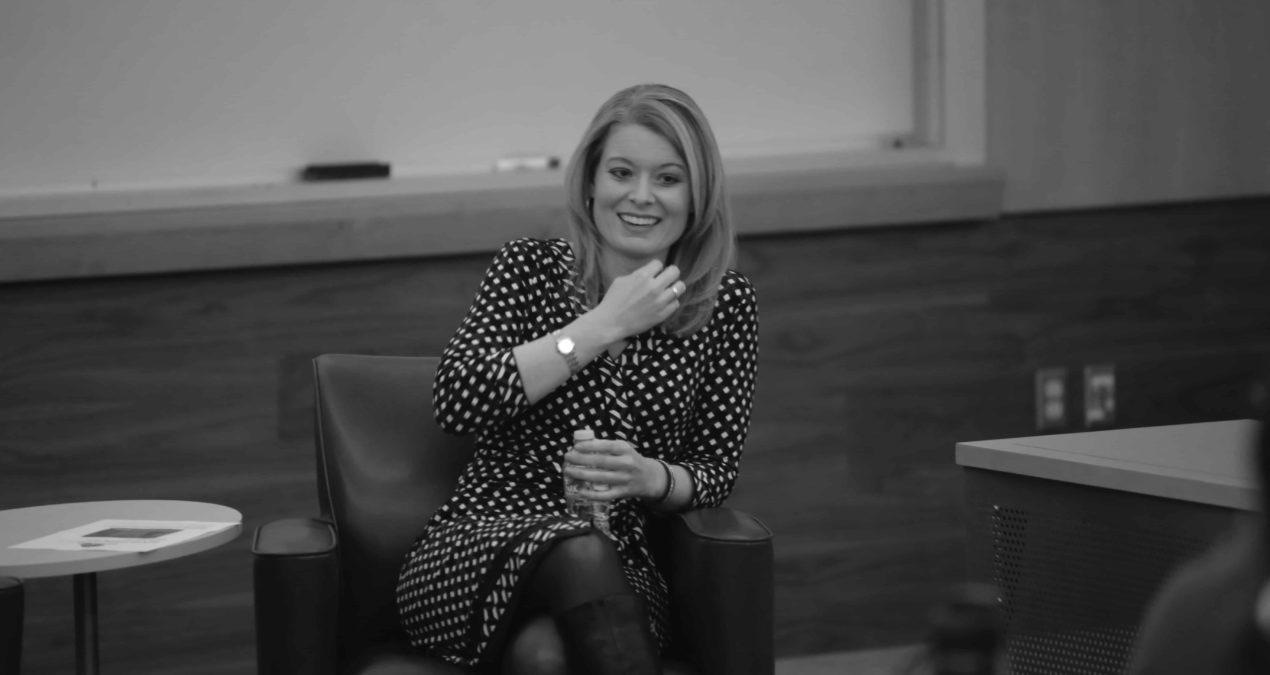 Center for career exploration brings alumni Kristin Volk