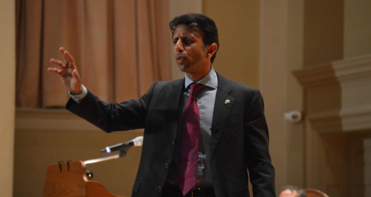 Gov. Bobby Jindal: is there  a new direction for GOP?
