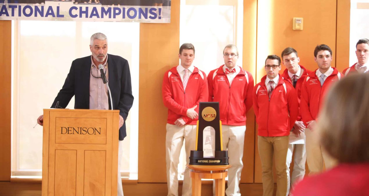 Men named NCAA Division III Champions, Women place fourth