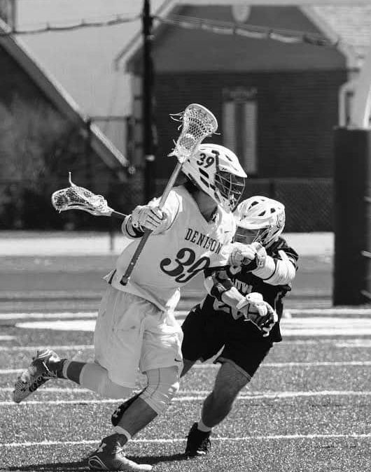 Men's lacrosse earns sixth straight victory against DePauw