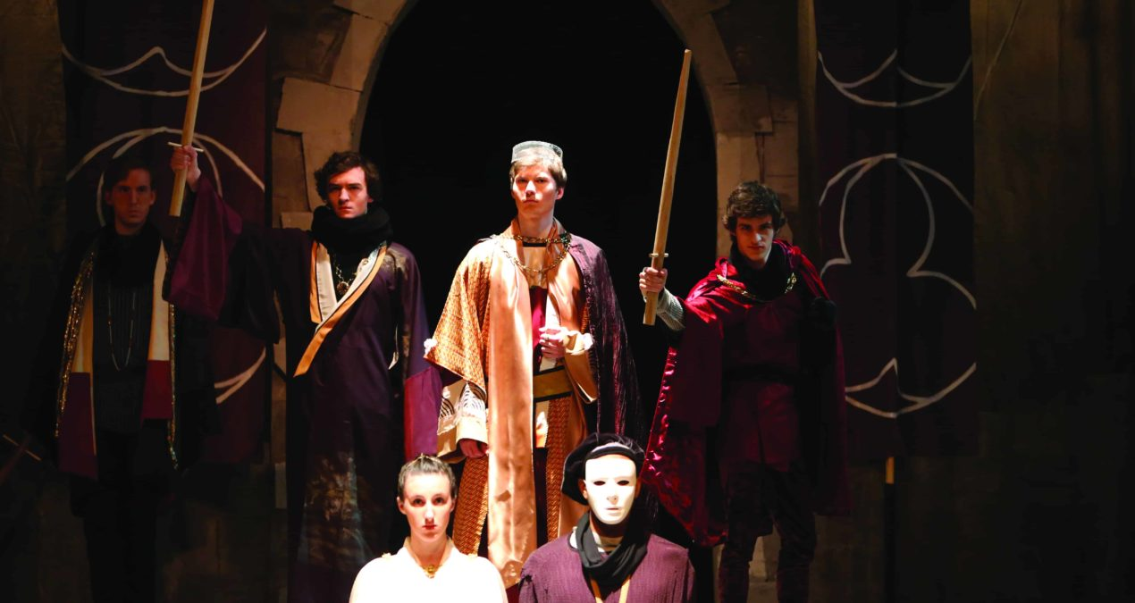 Richard III receives praise for performances and originality