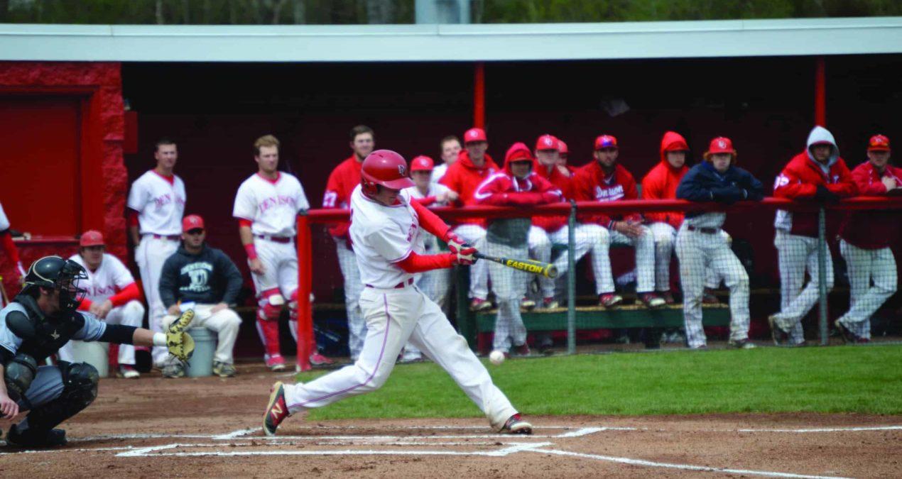 Baseball goes 1-3 against Ohio Wesleyan