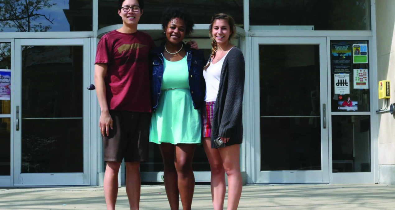Class of '16 Denisonian staff members reflect on experience