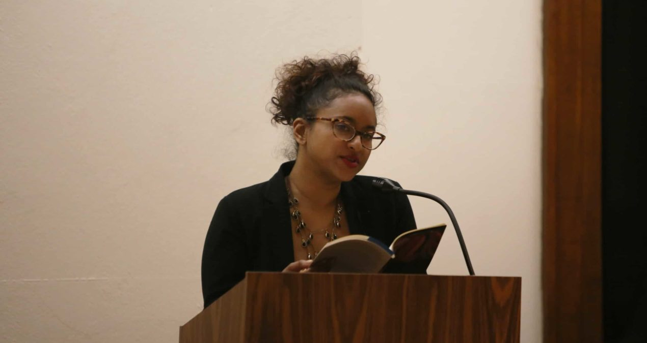 Poet Tarfia Faizullah concludes Beck Lecture Series