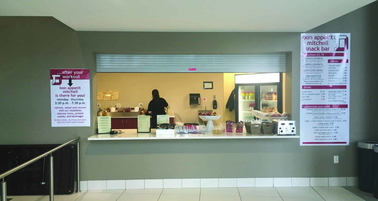 Smoothies are flying off the shelves at new Mitchell Snack Bar