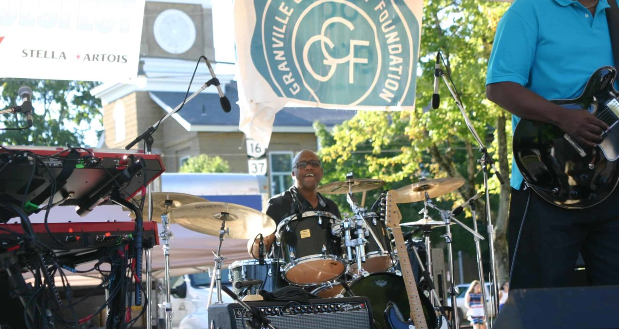 Blues festival in Granville delights students and community