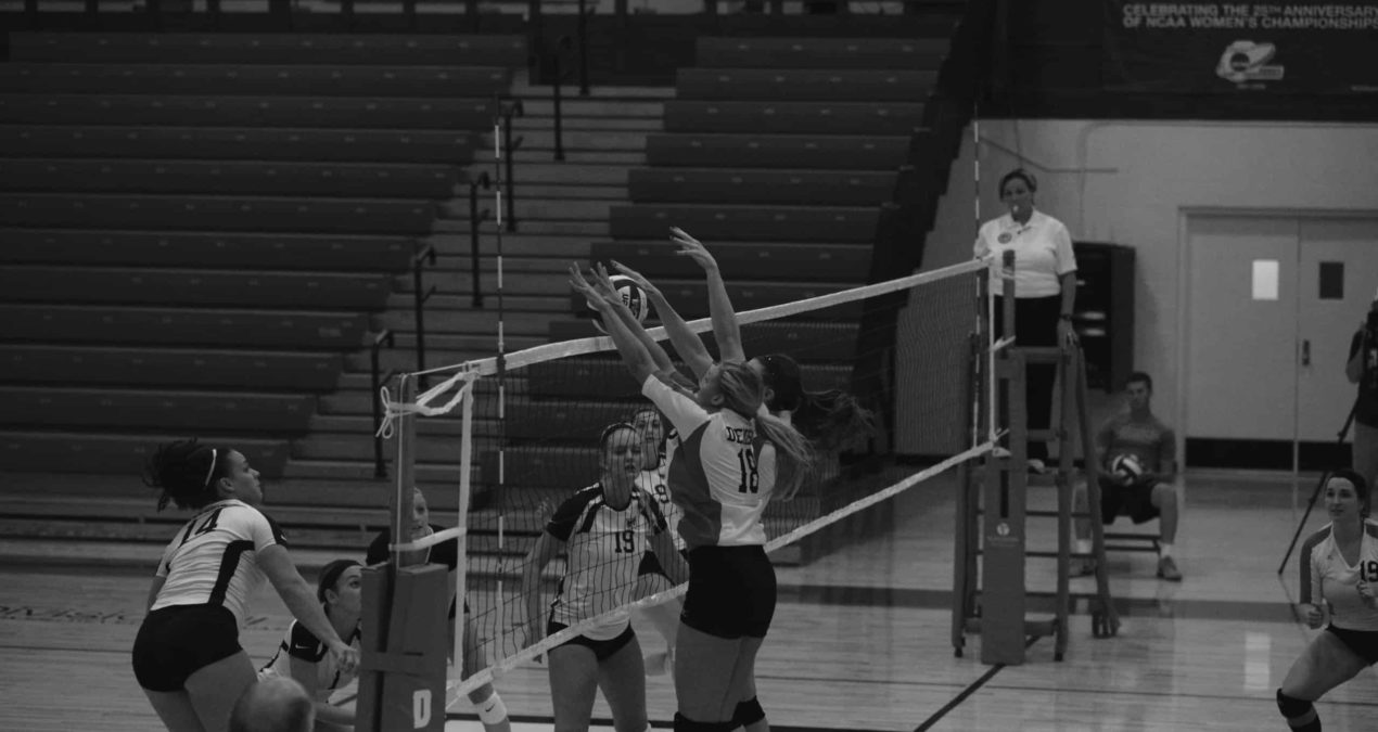 Volleyball looking to turn around this season