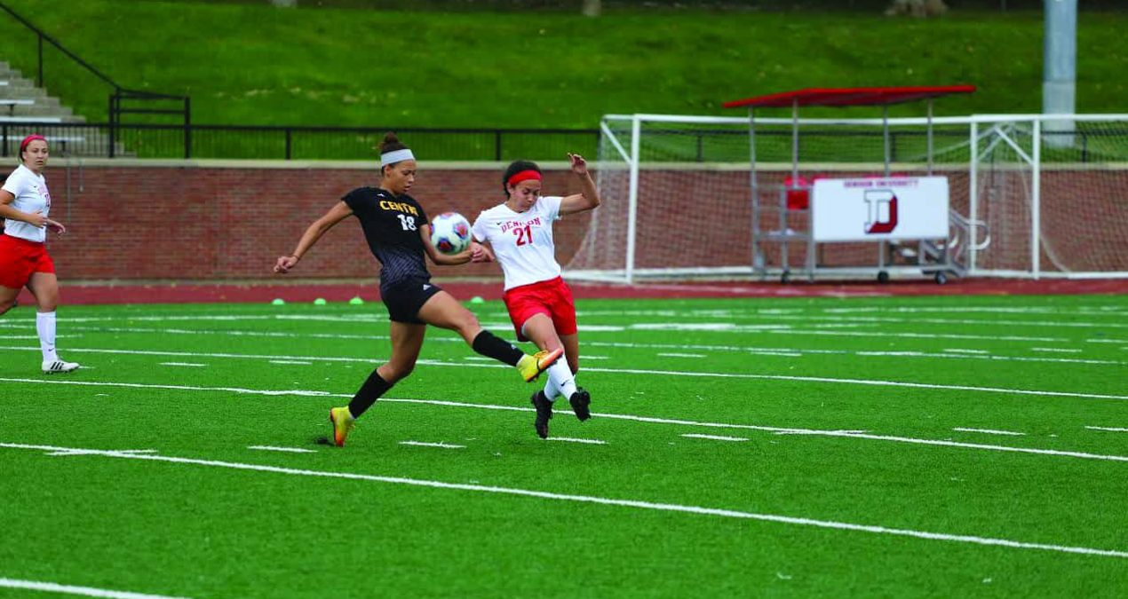 Women's soccer beats Kenyon to take first seed in NCAC