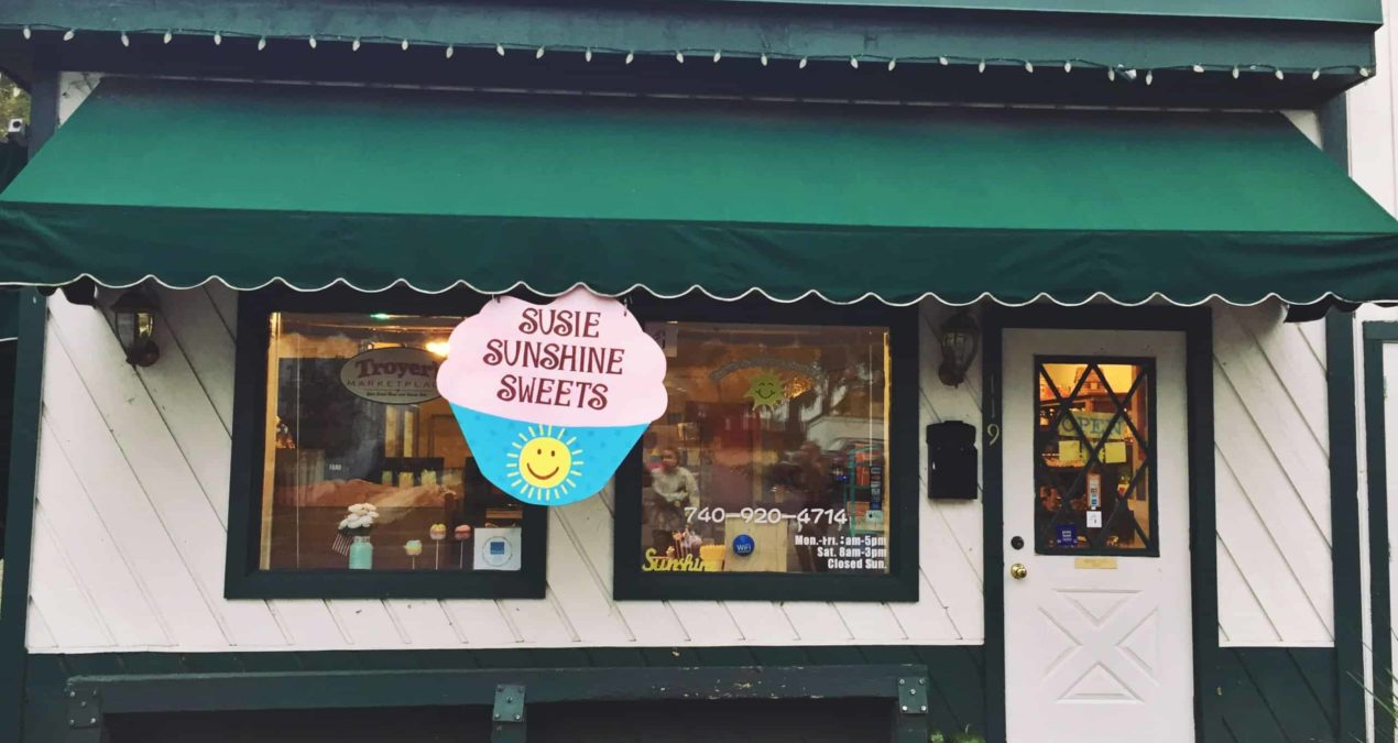 Sunshine Sweets offers baked good to Denison students, faculty and staff
