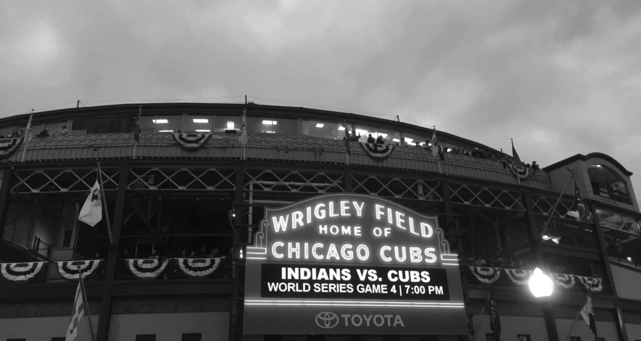 Cubs beat Indians, end 108 year drought
