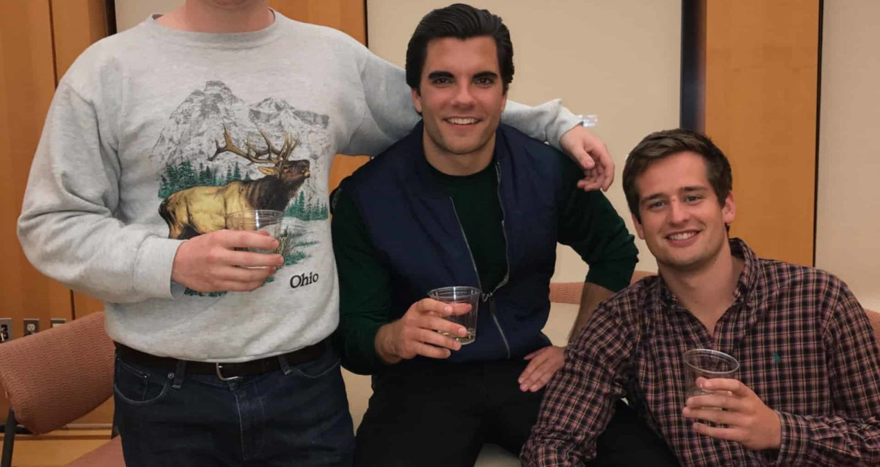 There is a new club on campus: The Denison Wine Society